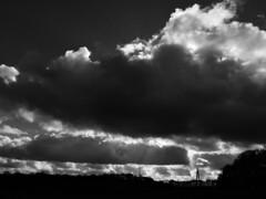 des airs lointains de tempte (laetitiablabla) Tags: sky cloud white black france monochrome noir burgundy du ciel nuage bourgogne blanc vues yonne