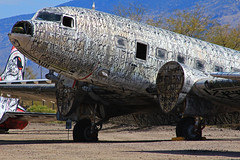 Douglas C-117 Super Gooneybird (Aero.passion DBC-1) Tags: museum plane tucson aircraft aviation super muse pima preserved douglas dc3 dakota avion airmuseum c47 airspacemuseum gooneybird c117 aeropassion musedelair dbc1 prserv