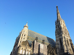 Stephensdom, Wiener (hazelsoo) Tags: vienna church wiener touristspot