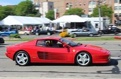 Ferrari Testarossa (RickM2007) Tags: ferrari ferraritestarossa italiancar 12cylinder redsportscar flat12engine