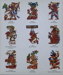 "Les ruines mayas de Tulum: certains dieux mayas <a style=""margin-left:10px; font-size:0.8em;"" href=""http://www.flickr.com/photos/127723101@N04/25448912274/"" target=""_blank"">@flickr</a>"