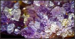 Amethysts in a Geode (cayugahull08) Tags: crystals kansas amethyst topeka geode quartz magnet refrigeratormagnet citrine steveclark amethystcrystals