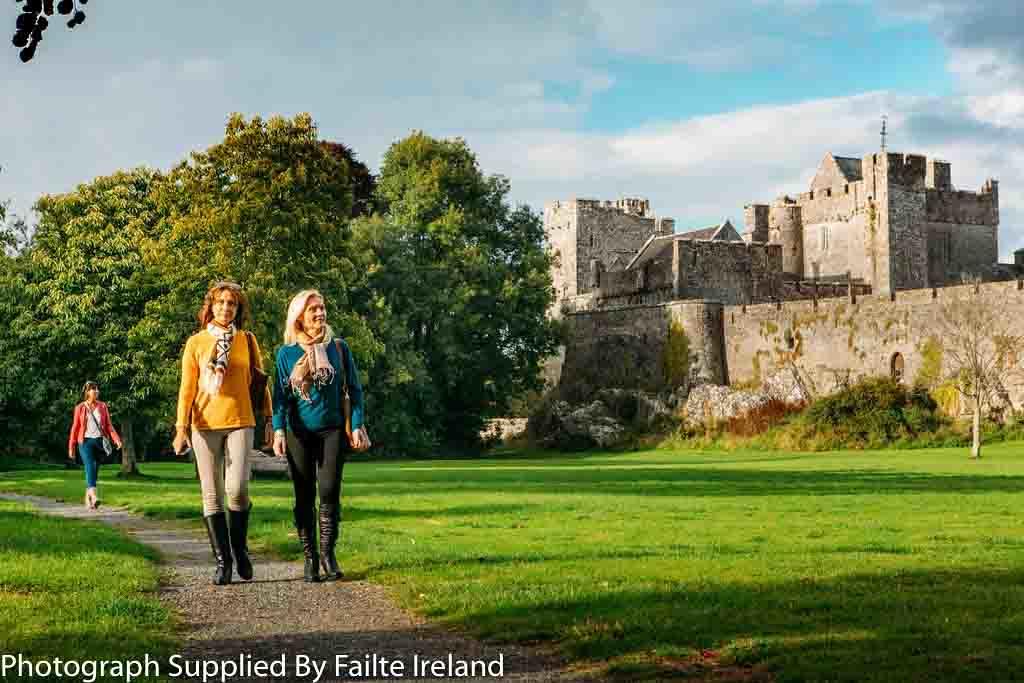 Cahir, County Tipperary - Cahir Castle