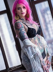 8098-8098 5_pp fb (sibylle-www.castingshadowphotography.com) Tags: pink people fashion tattoo model glamour modeling michigan robyn sibyllebasel castingshadowphotography