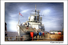 HMS LIVERPOOL (Derek Hyamson) Tags: liverpool hdr decomission hmsliverpool