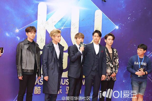 160329 SHINee @ 2016 KU Asia Music Awards' 25588822004_6f6647151f_z
