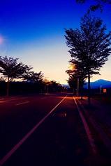 (ccps2266ivan) Tags: road morning blue sky sun mountain tree love me sunshine sunrise star nikon taiwan follow pingtung d90 nikond90