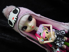 That's my cute teddy <3 (sh0pi) Tags: fashion doll january rosa luna pullip 16 januar puppe 2014 tokidoki p121 lunarosa jnner