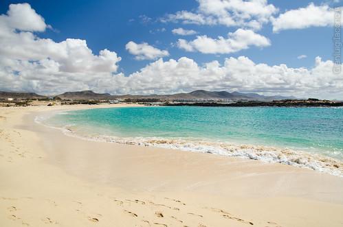 playa de la Concha - El Cotillo, Fuerteventura