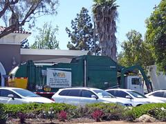 WM Truck 3-31-16 (2) (Photo Nut 2011) Tags: california trash truck garbage junk sandiego wm waste refuse sanitation garbagetruck wastemanagement trashtruck ranchobernardo wastedisposal 205851
