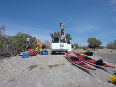 day 10 punta coyote - end of the tour (sraanasol) Tags: ocean mexico meer seakayak bajacalifornia baja seekajak puntacoyote seekajaktour
