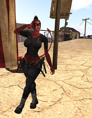 It's Ghoulish Day!13 (grady.echegaray) Tags: avatar secondlife movies psychedelic zombies yellowsubmarine thebeatles postapocalyptic ghouls digitalfashion redfestival tentrevival virtualfashion