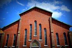 Chiesa Santa Maria del Buon Consiglio (Milano) (lory6093) Tags: milano chiesa cielo monumenti croce geometrie preghiera nikond5200