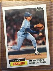 1984 Topps (Michael Gibson - Baseball One) Tags: baseball 1984 topps royals