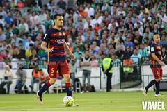 Betis - Barcelona 054 (VAVEL Espaa (www.vavel.com)) Tags: fotos bara rbb fcb betis 2016 fotogaleria vavel futbolclubbarcelona primeradivision realbetisbalompie ligabbva betisvavel barcelonavavel fotosvavel juanignaciolechuga