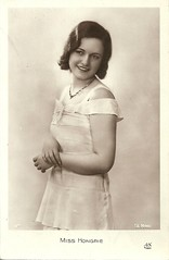 Miss Hungary 1931: Maria von Tasnady (Truus, Bob & Jan too!) Tags: beauty fashion female vintage 1930s postcard contest moda beauté miss pageant concours mode bellezza schönheit wettbewerb feminin concorso weiblich femminile misseurope mariavontasnady