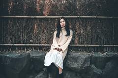 DSC_8250 (Ivan KT) Tags: light shadow portrait woman art girl photography lotus taiwan exhibition sight conceptual backlighting