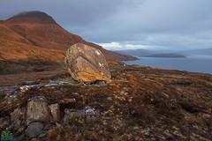 Ben More Coigach (James G Photography) Tags: sunset landscape scotland assynt summerisles benmorecoigach