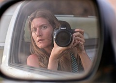 Me (Karen Carmen) Tags: camera selfportrait photographer australia sidemirror mirrormirror meandmycamera bolgart stuckinabog