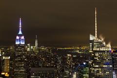 I love you (AFRS02) Tags: city newyorkcity urban usa newyork night america lights empirestate rockefeller nuevayork manhhattan