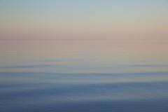 pastel moods (thatgirlwiththekicks) Tags: sky ontario canada water evening lakeerie pastel horizon gradient portstanley