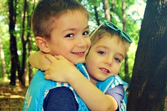 Brother's love (Rossen Dimitrov) Tags: cute love smile kids photo amazing nikon all child sweet bulgaria