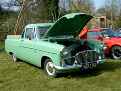 Ford Zephyr Mk 2 Utility 1960 P1180619mods (Andrew Wright2009) Tags: uk 2 england white classic cars ford suffolk lion australia utility historic zephyr vehicle mk automobiles ufford