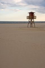 Torre Sola sin nombre-03818 (Elbier Minks) Tags: tower beach spain torre huelva playa bota vigilancia