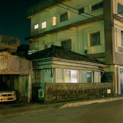 (akira ASKR) Tags: night okinawa  provia100f hasselblad500cm rdpiii  planarcf80mm 201602