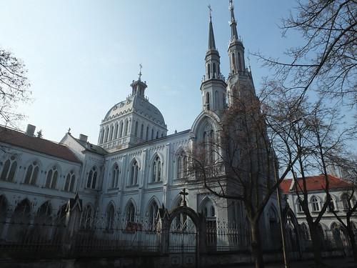 Świątynia Miłosierdzia i Miłości, Płock