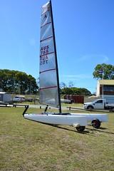 DSC_0061 (LoxPix2) Tags: boat sailing brisbane catamaran lox aclass no755 loxpix boyermarkiv