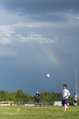 nature's game 4-21-16_169 (pmsswim) Tags: arcoiris rainbow soccer ftbol amityar academicsplus centerpointhighschool april212016