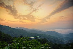 Shiding Dist., New Taipei City, Taiwan (R.O.C.) () Tags: new city clouds sunrise landscape roc altitude low taiwan ii taipei usm        dist     f28l   shiding   ef2470mm       9