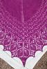 _DSC1277 (KateSi) Tags: shawl fuschia knitty laminaria shoulderette pink scialle chal châle sjal rosa rose rosado tejer