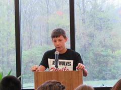 IMG_3749 (mosaic36) Tags: red college early slam poetry write wolves 2016 ecpa