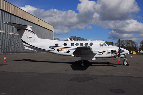 G-PCOP Beech 200 King Air