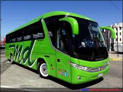 Meneses y Daz.- (||Buses-de-chile|| E. Navarrete) Tags: mercedesbenz viaggio marcopolo g7 1050 o500r menesesydiaz