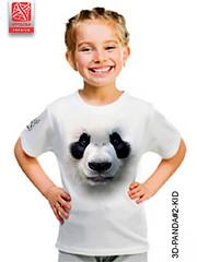 PANDA#2-KID-GIRL (genethics) Tags: 3d kid panda anak kaos binatang