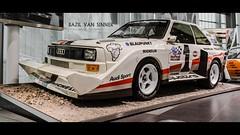 Audi S1 quattro Pikes Peak (Imaginarium 2.1) Tags: original germany deutschland epic pikespeak rallycar rekord ingolstadt bvs audiforum audis1 bazilvansinnerautomotivephotography wroehrl