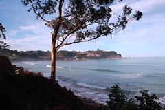 Paisaje playa la Griega. (Photo Valdueza) Tags: mar playa nd cielos sombras colunga filtro paisa gloxy