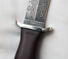 Applegate Fairbairn Boker Dagger Damascus knife - Solingen Germany (3) (Rezz Guns (AZ GUNS-R-US)) Tags: ebay sale knives forsalefor