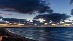 Sunrise @ Ocean Grove (x_tan) Tags: sunrise nikon australia victoria oceangrove nikoncoolpixa buckleyparkforeshorereserve