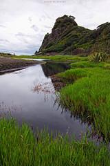 Karekare beach (kilkol) Tags: newzealand seascape landscape auckland karekarebeach nzlandscape visitnz visitauckland