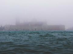 Foggy Venice (joellawho) Tags: venice sea italy streets fog landscape outdoors italia foggy wanderlust amateur venecia venezia niebla sanmarco