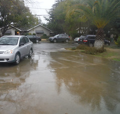 DSCF1166.JPG WY2016 Storm 29 (niiicedave) Tags: california rain afternoon licenseplate driveway fresno daytime centralcalifornia sanjoaquinvalley wetpavement