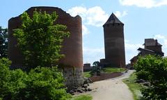 Castillo Medieval Adalberto Turaida Letonia 03 (Rafael Gomez - http://micamara.es) Tags: parque medieval nacional castillo turaida letonia gauja adalberto