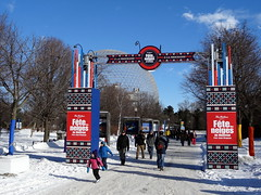 Fte des Neiges 2016 in Montreal (chibeba) Tags: city winter vacation urban holiday snow canada festival montral quebec montreal january northamerica qc 2016 parcjeandrapeau citybreak winterfestival ftedesneiges familyfestival