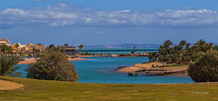 SEA FRONT VIEW (Tarek Raafat) Tags: seascape redsea egypt p1 elgouna movinpick