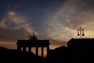 Brandenburg Gate [EXPLORE 2016-01-31]