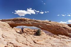 Łuk Mesa | Mesa Arch